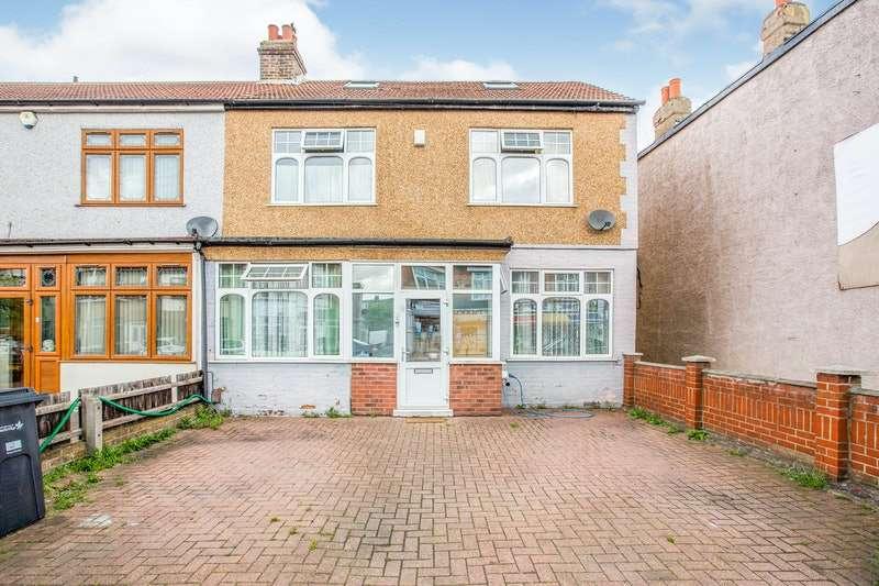 5 Bedrooms End Of Terrace House for sale in Redbridge Lane East, Ilford, London, IG4