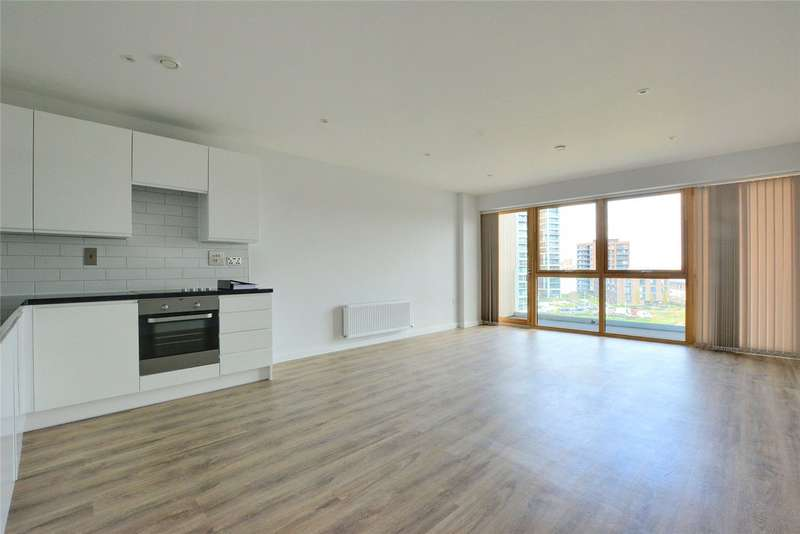2 Bedrooms Flat for rent in Royal Sovereign House, 92 Beresford Street, SE18