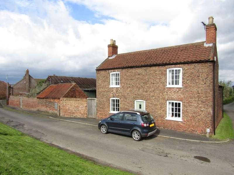 3 Bedrooms Cottage House for sale in 16 Meynell Street Wildsworth, Gainsborough