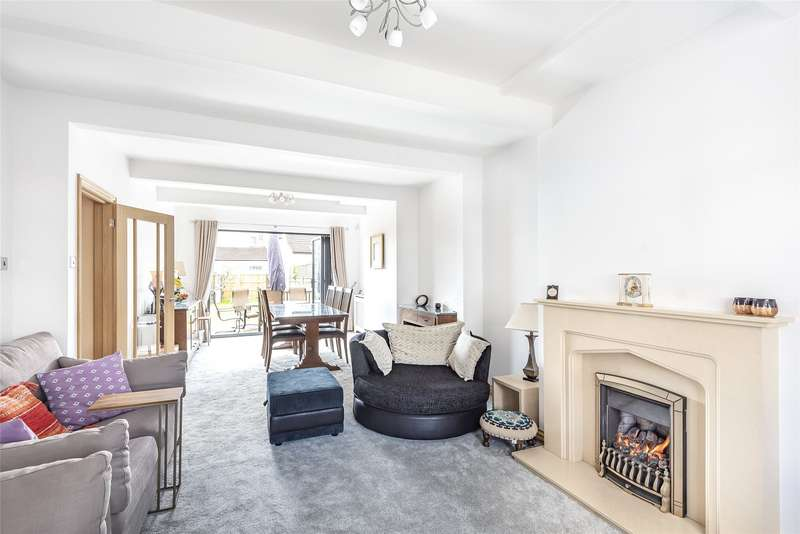 4 Bedrooms Terraced House for sale in Fontaine Road, London, SW16