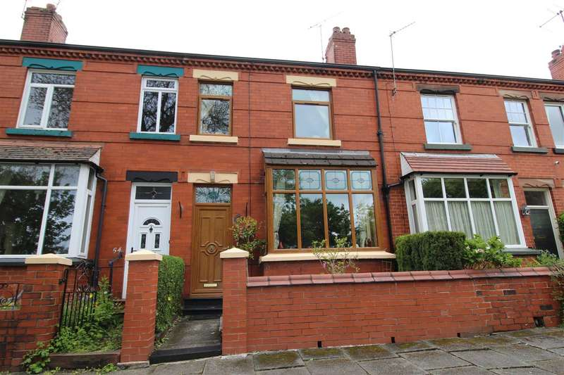 3 Bedrooms Terraced House for sale in Widdrington Road, Swinley, Wigan, WN1 2LU