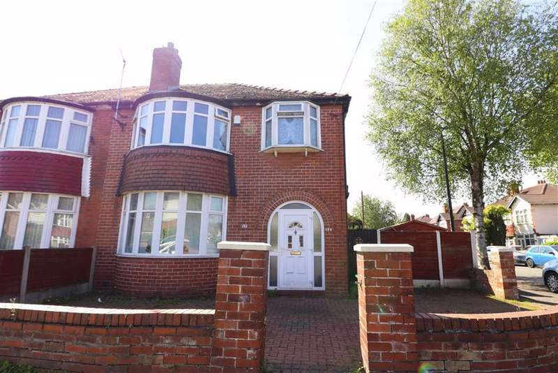 3 Bedrooms Semi Detached House for sale in Kings Road, Old Trafford, Trafford, M16