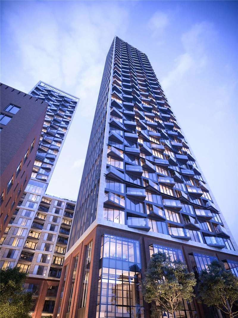 2 Bedrooms Apartment Flat for sale in One West Point, A-36-06, 6 Portal Way, London, W3