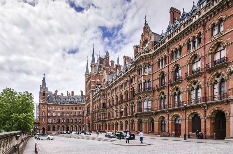 2 Bedrooms Apartment Flat for sale in St. Pancras Chambers, Euston Road, London, NW1