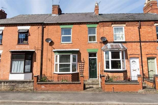 3 Bedrooms Terraced House for sale in Highfield Street, Market Harborough, Leicestershire