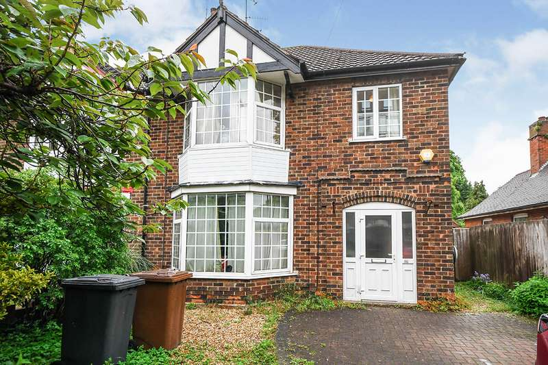 4 Bedrooms Semi Detached House for sale in Greetwell Road, Lincoln, Lincolnshire, LN2