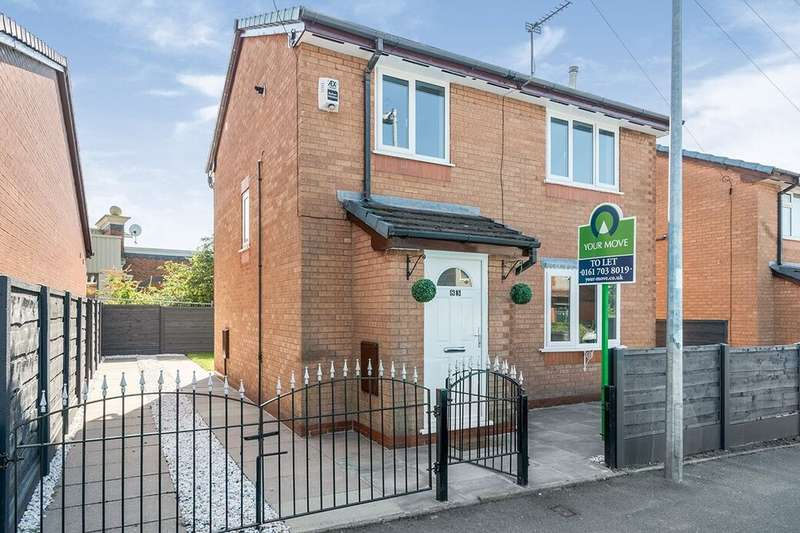 3 Bedrooms Detached House for rent in Brackley Street, Worsley, Manchester, M28