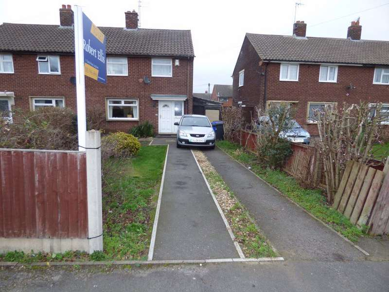 2 Bedrooms Semi Detached House for rent in Draycott Road, Sawley, NG10 3BY