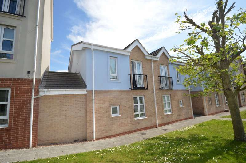 1 Bedroom Maisonette Flat for sale in Stark Way, Lincoln, Lincolnshire, LN2