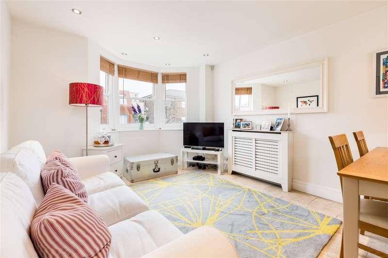 2 Bedrooms Flat for sale in Revelstoke Road, Southfields, London, SW18