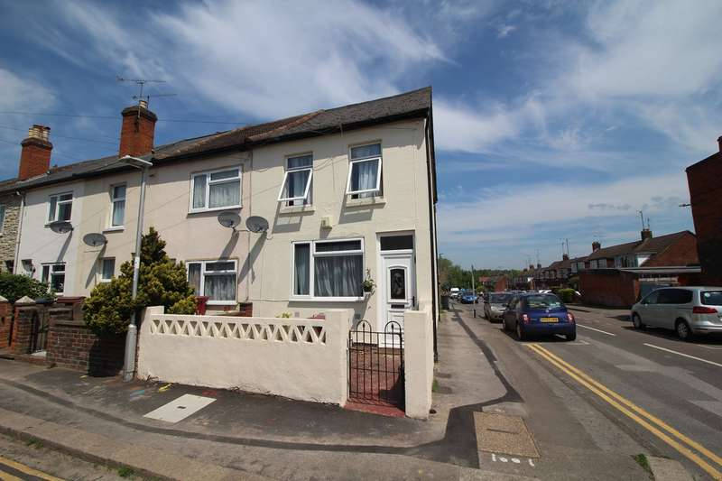 3 Bedrooms End Of Terrace House for sale in Sherwood Street, Reading, RG30