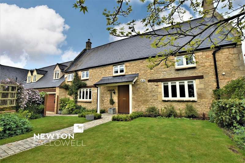 4 Bedrooms Barn Conversion Character Property for sale in Home Farm Close, Great Casterton, Stamford