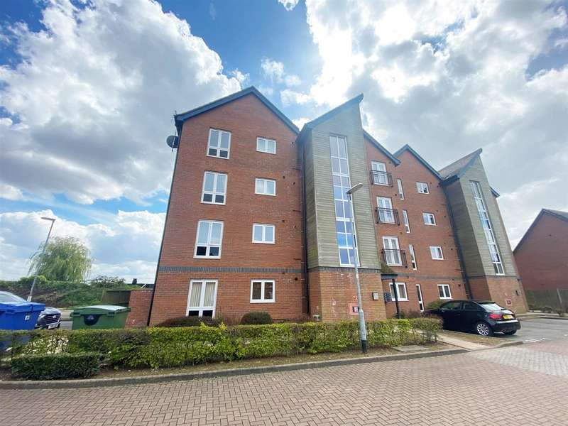 2 Bedrooms Flat for sale in Rectory Road, Boston