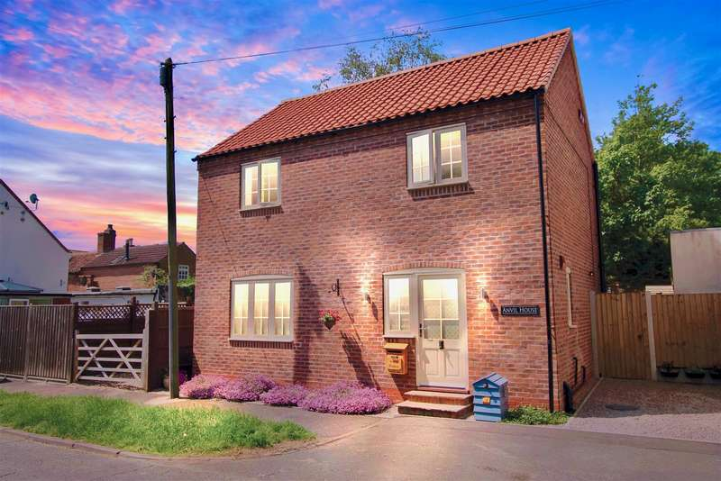 3 Bedrooms Detached House for sale in School Lane, Beckingham, Lincoln