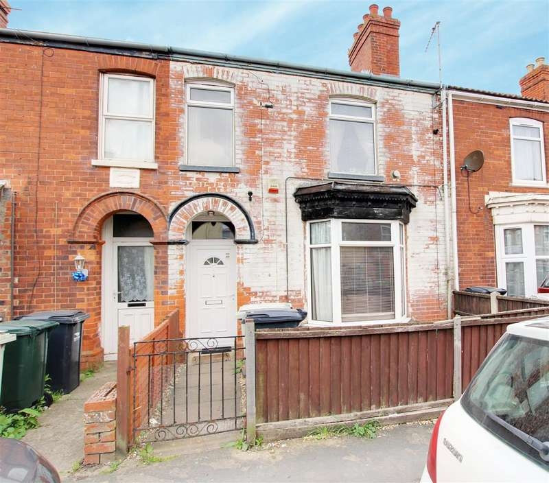 4 Bedrooms Terraced House for sale in Fitzwilliam Street, Mablethorpe