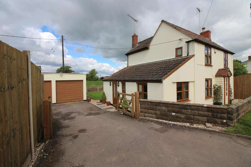 3 Bedrooms Cottage House for sale in Bristol Road, Falfield, Wotton-under-Edge, GL12 8DF