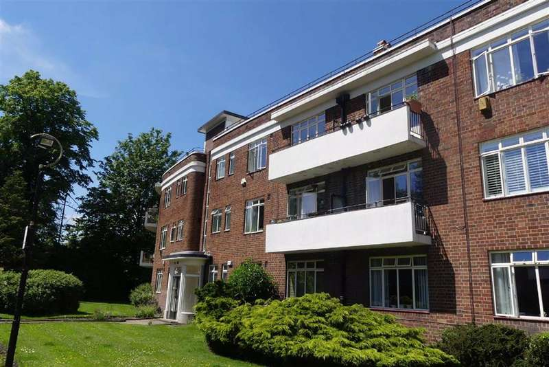 3 Bedrooms Flat for sale in Wilmslow Road, Fallowfield, Manchester, M14