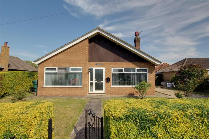 4 Bedrooms Detached Bungalow for sale in Washdyke Lane, Mumby, Alford