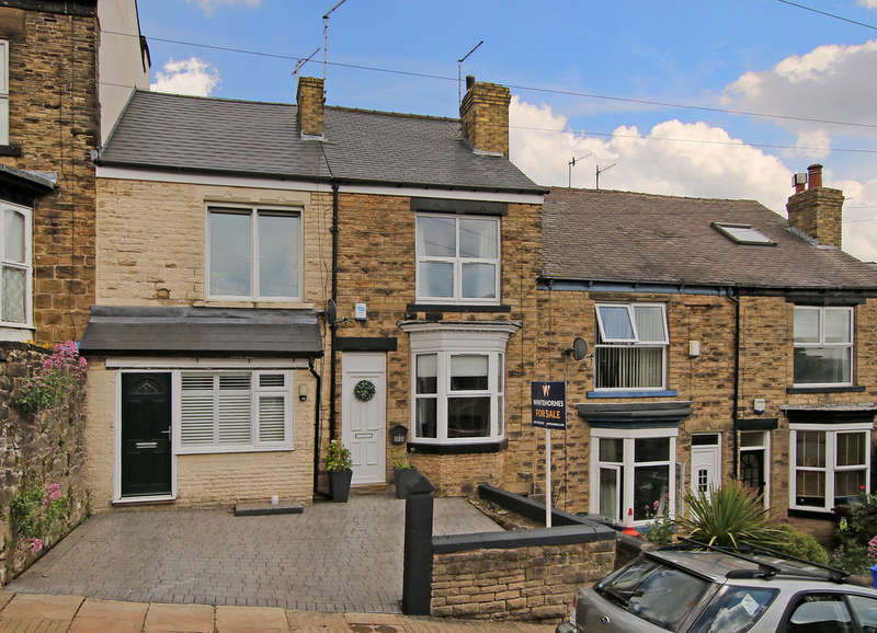 3 Bedrooms Terraced House for sale in Bates Street, Crookes