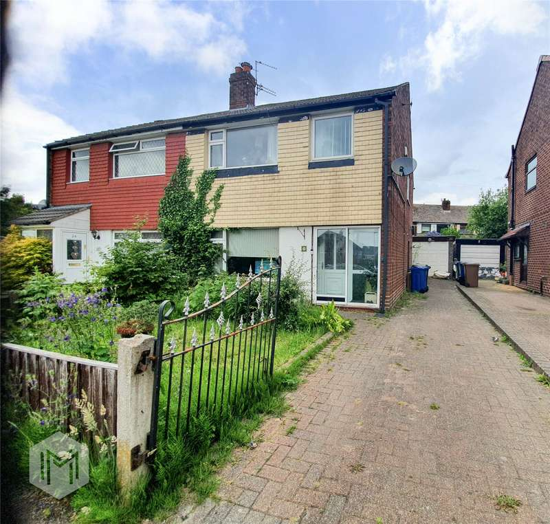 3 Bedrooms Semi Detached House for sale in Canterbury Close, Atherton, Manchester, M46