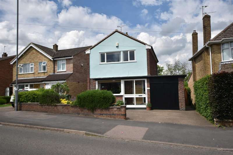 3 Bedrooms Detached House for sale in Park Road, Loughborough