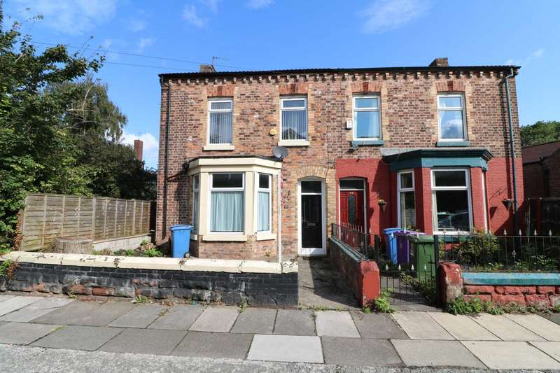 4 Bedrooms Semi Detached House for sale in Hampstead Road, Liverpool
