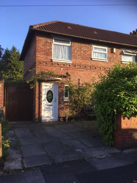 3 Bedrooms Semi Detached House for sale in Gourley Road, Liverpool, Merseyside, L13
