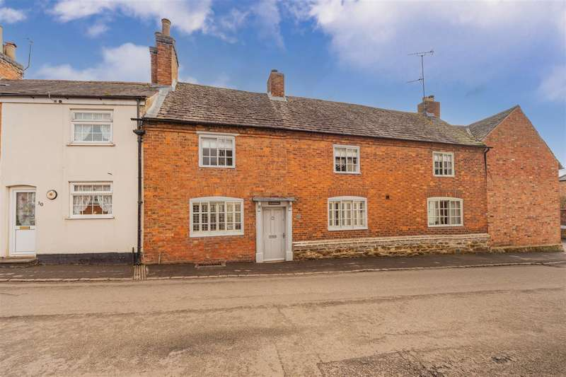 3 Bedrooms Terraced House for sale in Main Street, Smeeton Westerby