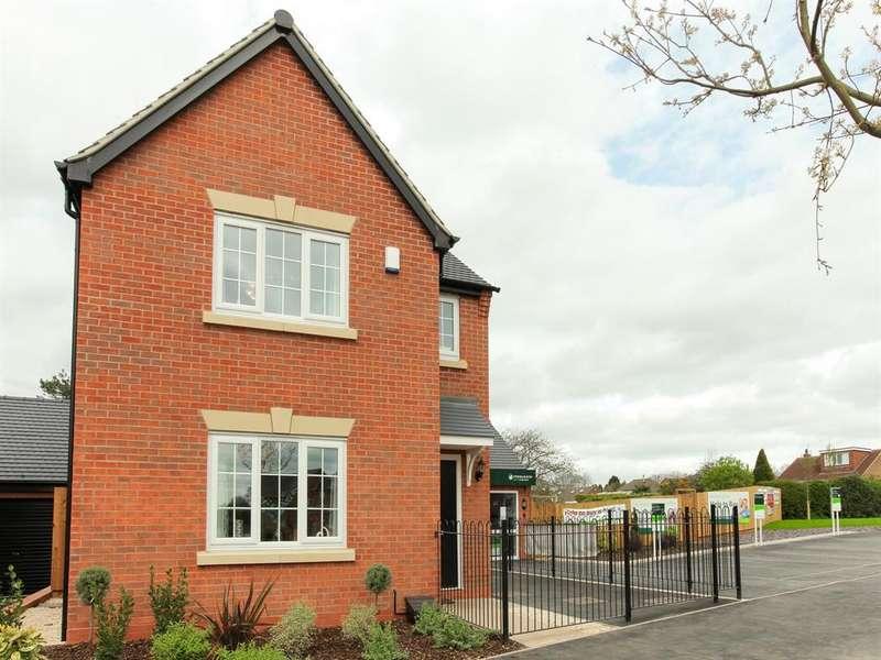 3 Bedrooms House for sale in The Hatfield, Appleyard Park, Fleckney Road, Fleckney, LE8 8DF