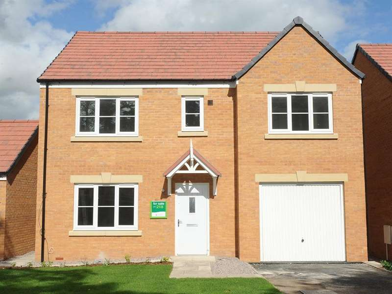 4 Bedrooms House for sale in The Winster, Appleyard Park, Fleckney Road, Fleckney, LE8 8DF