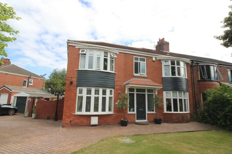 4 Bedrooms Semi Detached House for sale in Wilton Road, Salford, Greater Manchester, M6