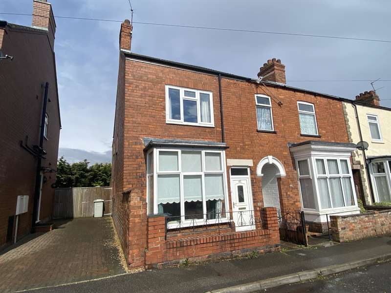 2 Bedrooms End Of Terrace House for sale in Hawthorne Avenue, Louth, LN11 0LD