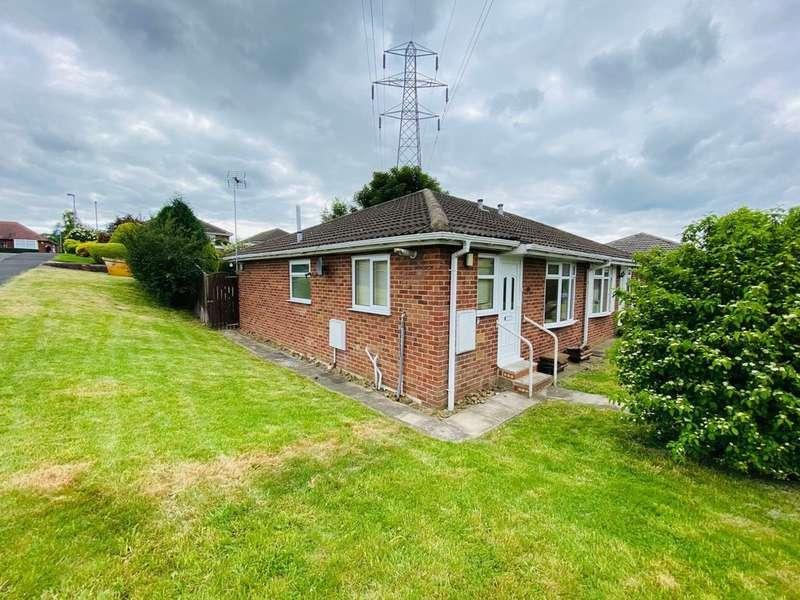 2 Bedrooms Semi Detached Bungalow for sale in Rockwood Crescent, Calder Grove, Wakefield