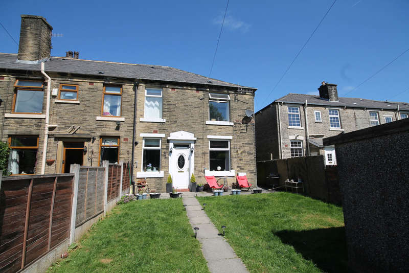 2 Bedrooms End Of Terrace House for sale in Franklyn Terrace, Littleborough
