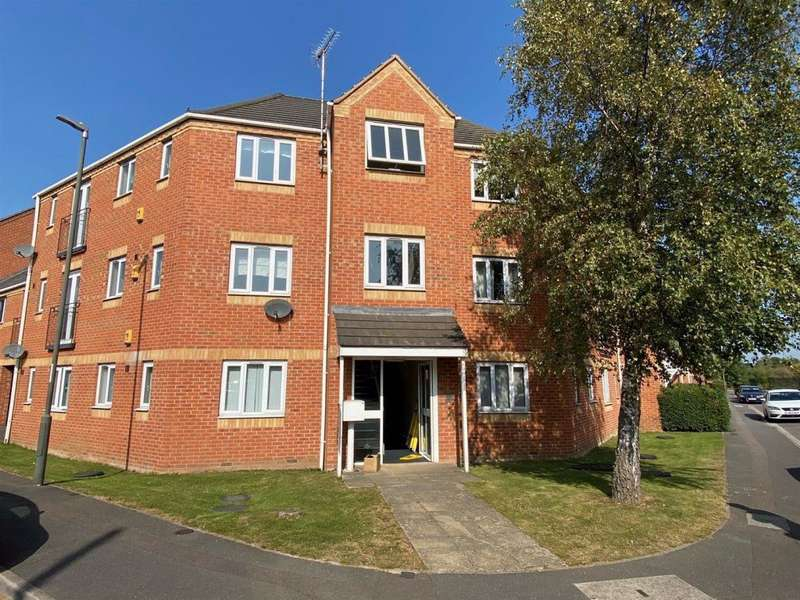 2 Bedrooms Apartment Flat for rent in Westminster Avenue, Sandiacre. NG10 5AT