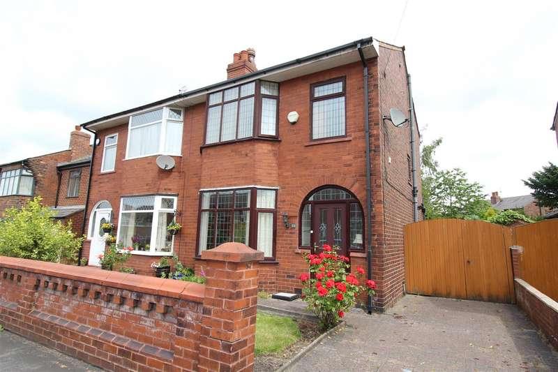 3 Bedrooms Semi Detached House for sale in Danesway, Swinley, Wigan, WN1 2HB