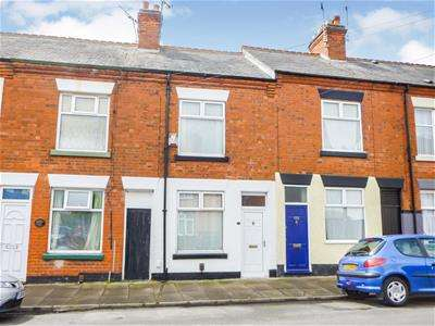 2 Bedrooms Terraced House for sale in Pool Road, Newfoundpool, Leicester