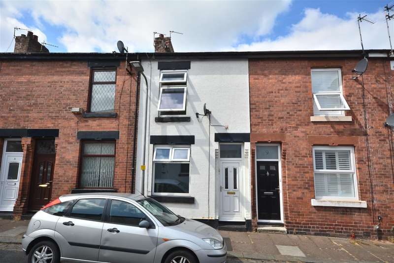 2 Bedrooms Terraced House for sale in Albert Street, Prestwich, Manchester
