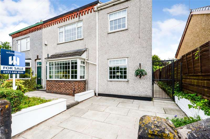 4 Bedrooms Semi Detached House for sale in Pilch Lane East, Liverpool, L36