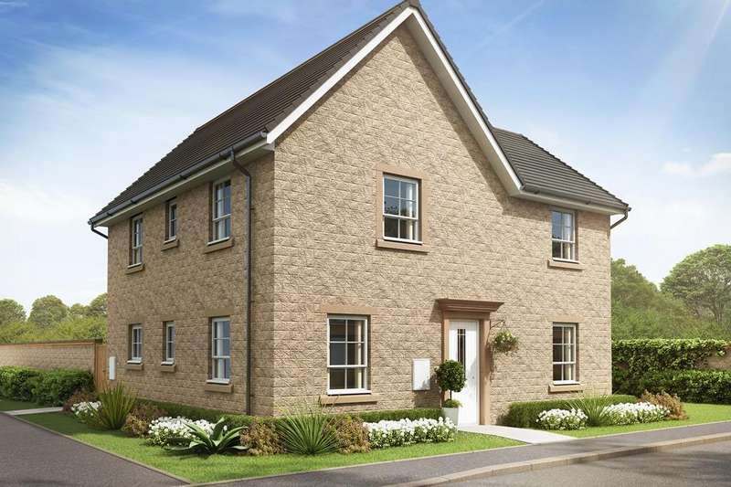 4 Bedrooms House for sale in Alderney, The Brooks, Barrow, Whalley Road, Barrow, CLITHEROE, BB7 9BN
