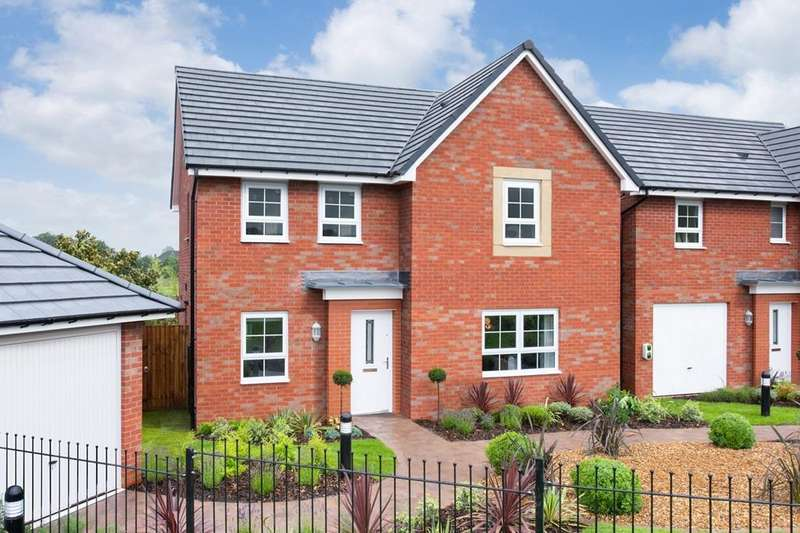 4 Bedrooms House for sale in Radleigh, The Brooks, Barrow, Whalley Road, Barrow, CLITHEROE, BB7 9BN