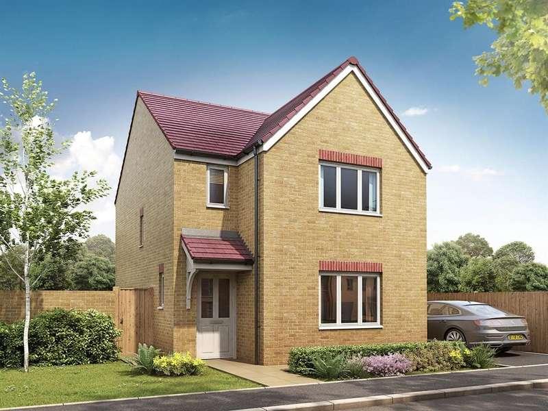 3 Bedrooms House for sale in The Hatfield, Woodside, Baildon Avenue, Kippax, Kippax, LS25 7QX