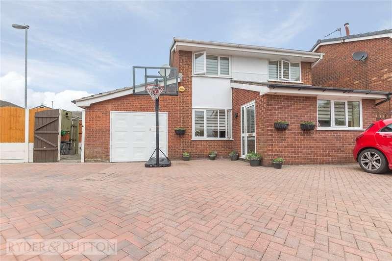 4 Bedrooms Detached House for sale in Andover Avenue, Alkrington, Middleton, Manchester, M24
