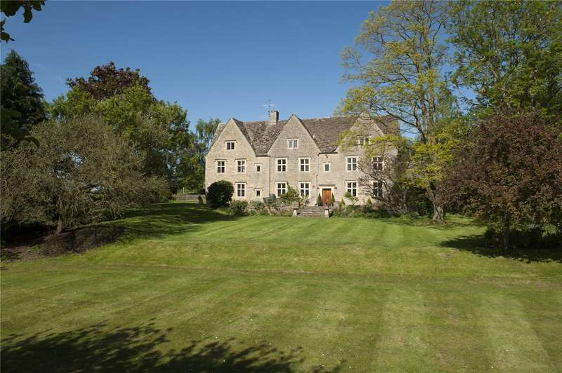 7 Bedrooms Detached House for sale in Siddington, Cirencester, Gloucestershire
