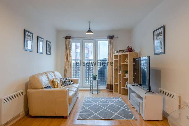 1 Bedroom Flat for sale in Aspects Court, Slough, SL1 2EZ