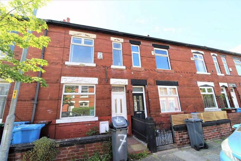 2 Bedrooms Terraced House for rent in Roseneath Avenue, Manchester
