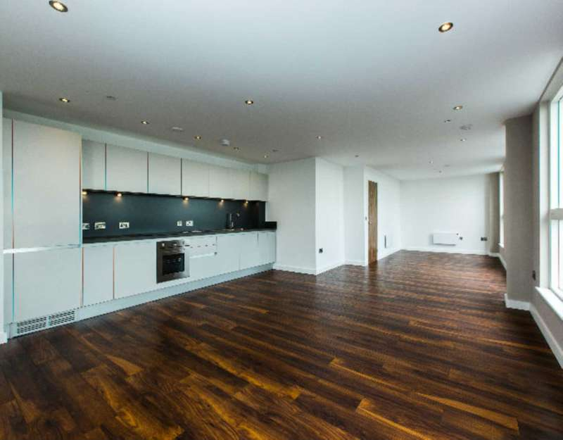 2 Bedrooms Apartment Flat for sale in One Regent Road, Salford, M5