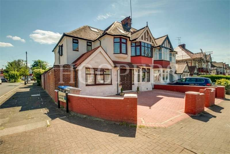 8 Bedrooms Semi Detached House for sale in Anson Road, London