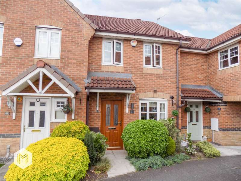 2 Bedrooms Terraced House for sale in Madison Park, Westhoughton, Bolton, Greater Manchester, BL5
