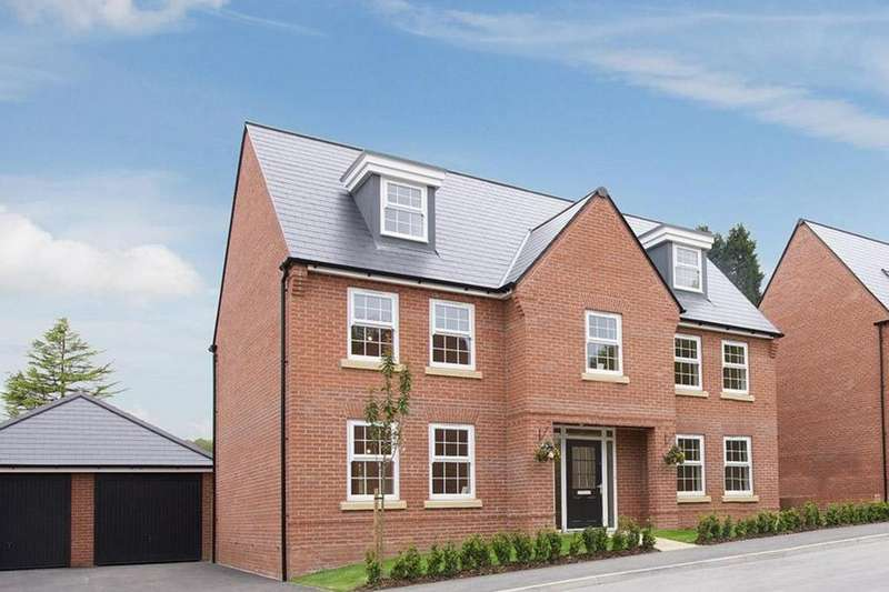 5 Bedrooms House for sale in Lichfield, DWH at Romans Quarter, Dunsmore Avenue, Bingham, NOTTINGHAM, NG13 8HP